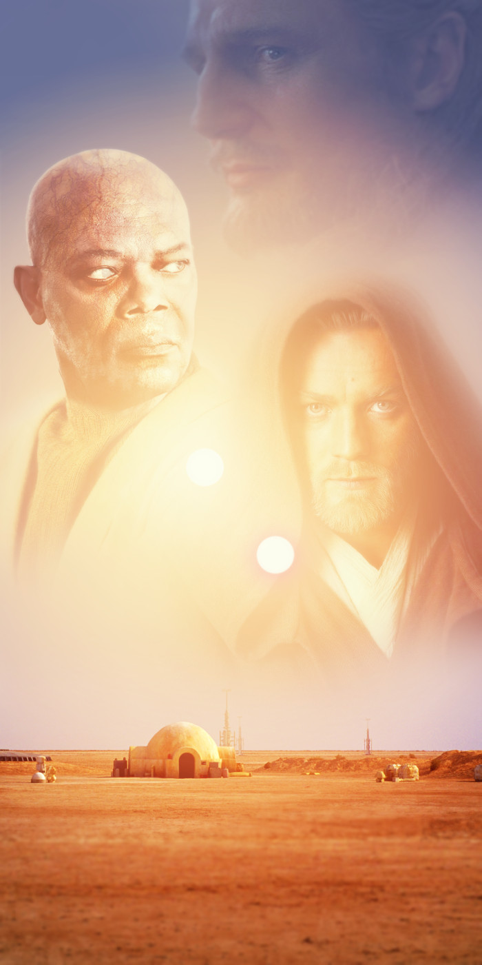 A Jedi Still (so excited for Obi Wan series)