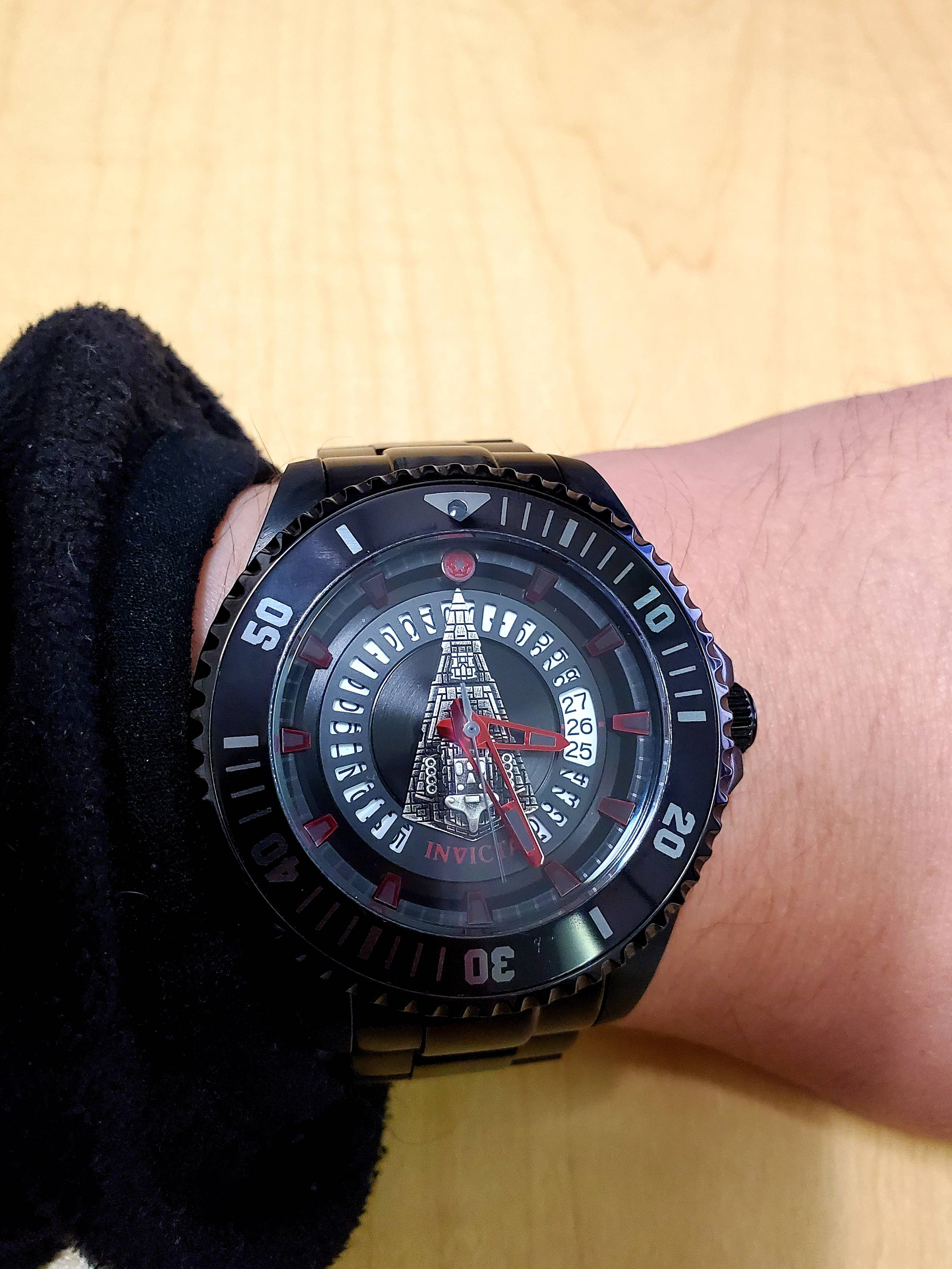 Keeping time with the Empire