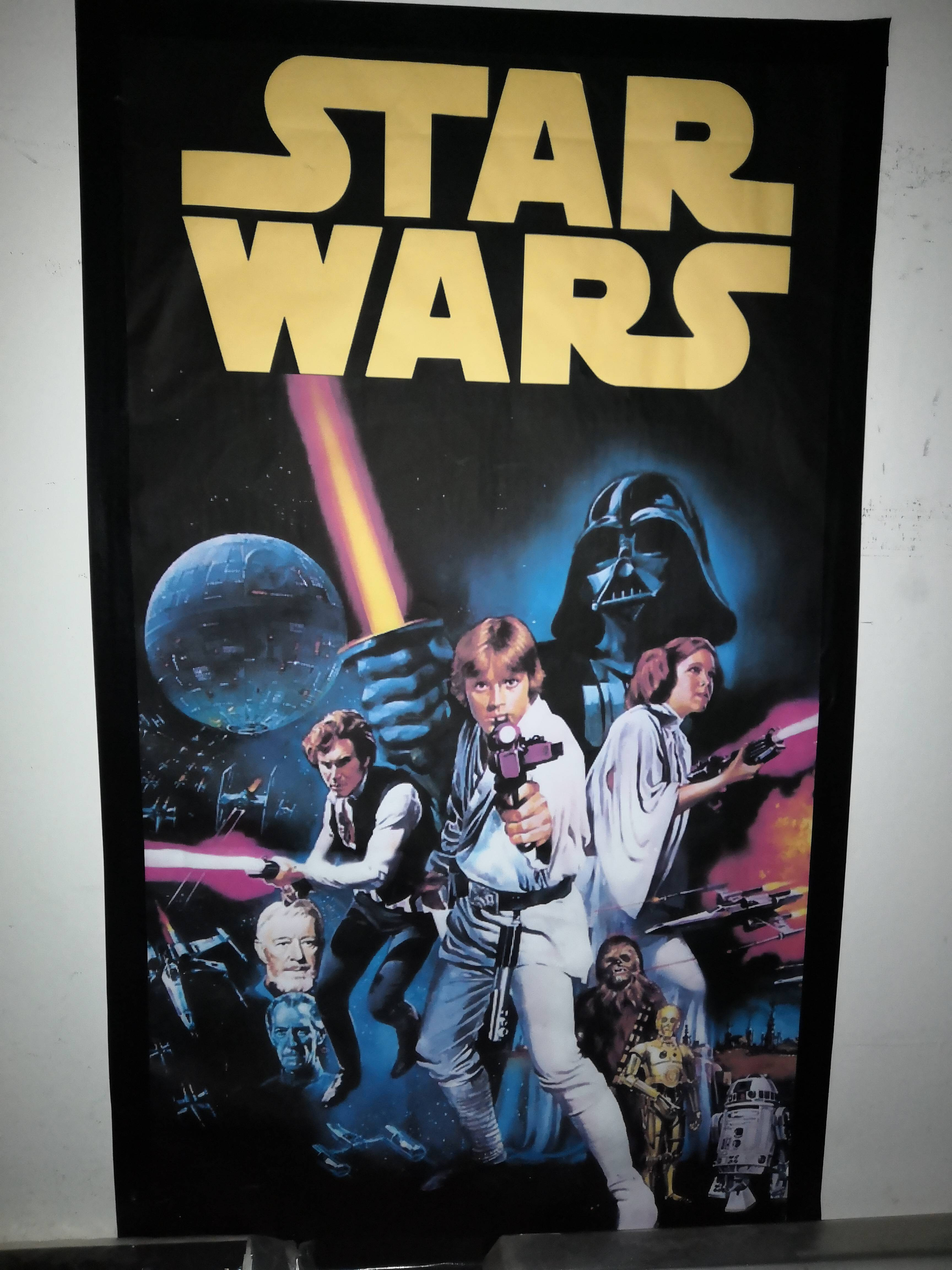 I started working at a cinema recently and found this poster deserted in a back room. Might be an original.