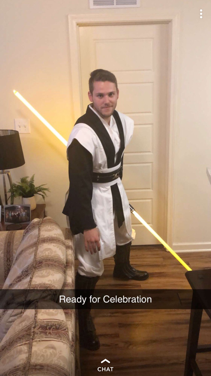 I'm Ready for Star Wars Celebration. May the Force be with you all!