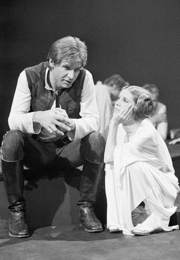 What a nice picture of Han and Leia!
