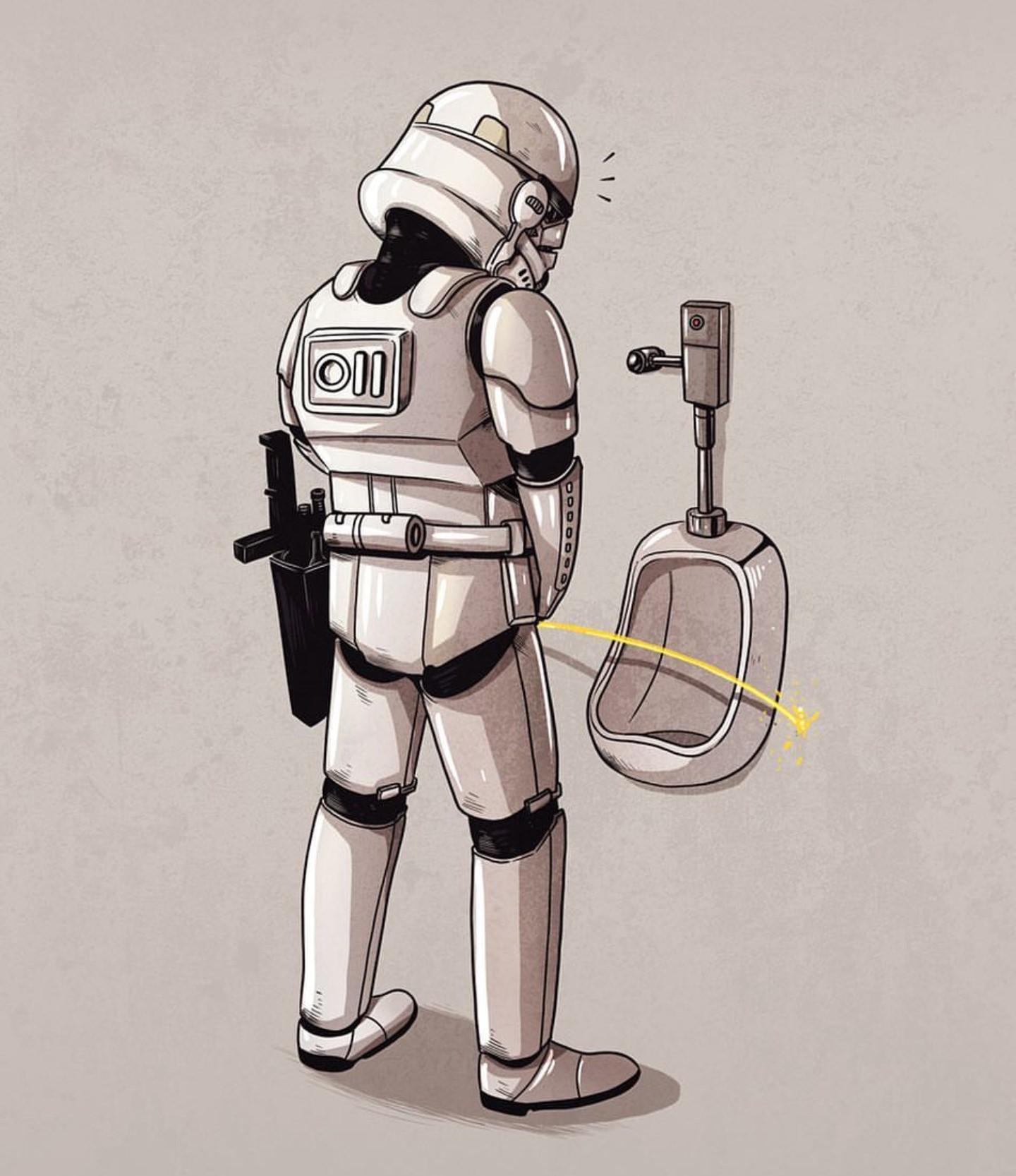 Storm trooper by Alex Solis