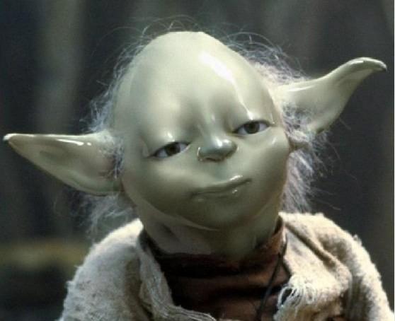 Pre-prequel Yoda