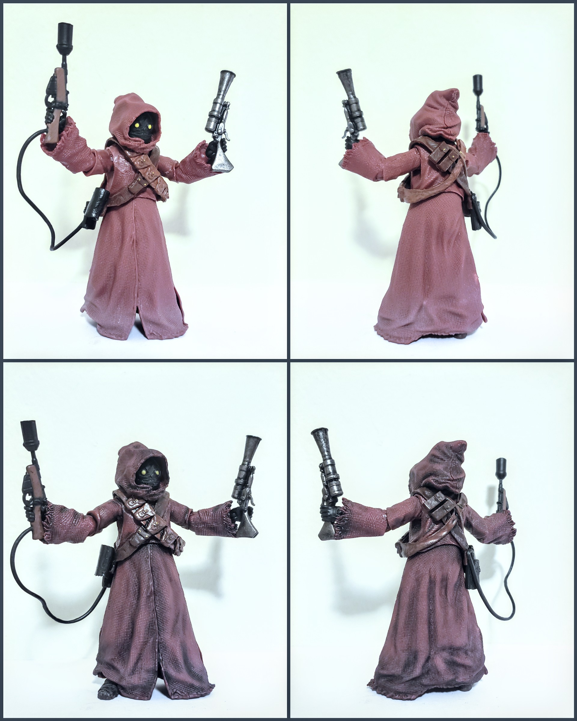 Did a quick wash on this Jawa.