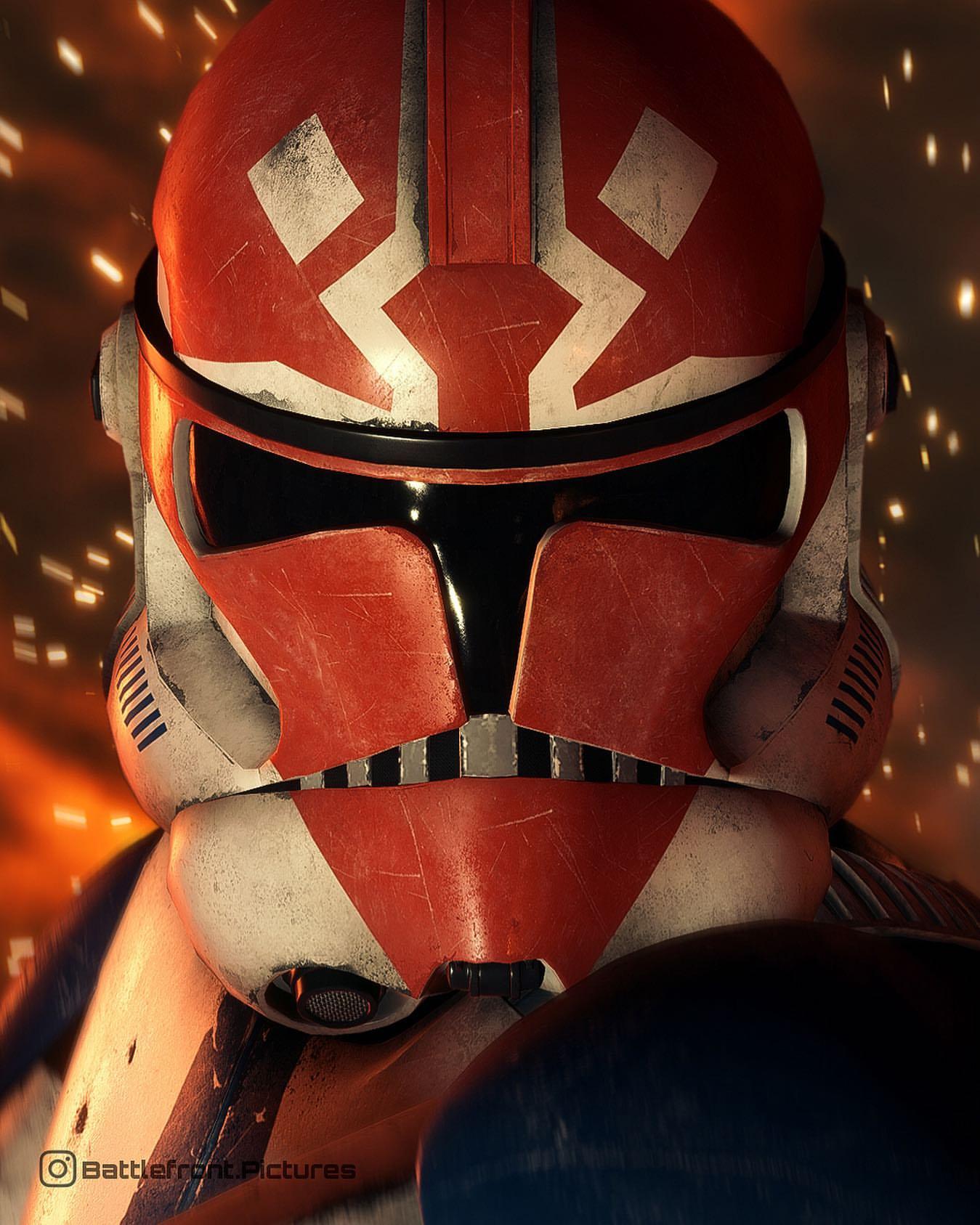 Ahsoka\'s 332nd Legion Trooper