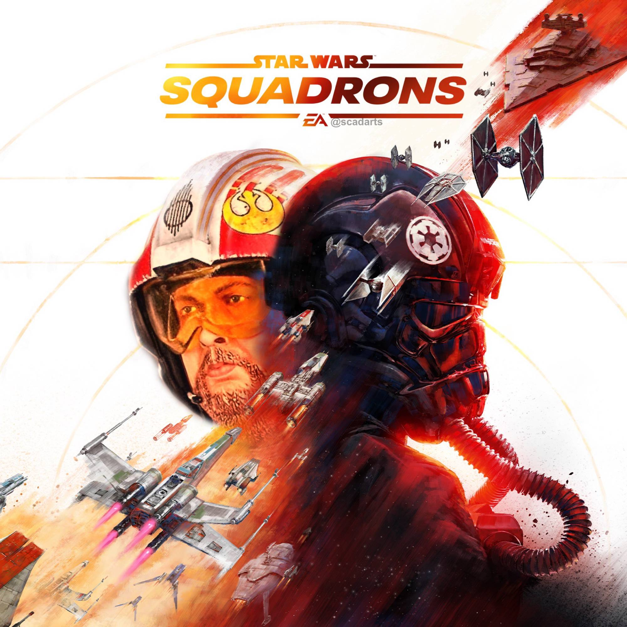 I fixed the Squadrons poster