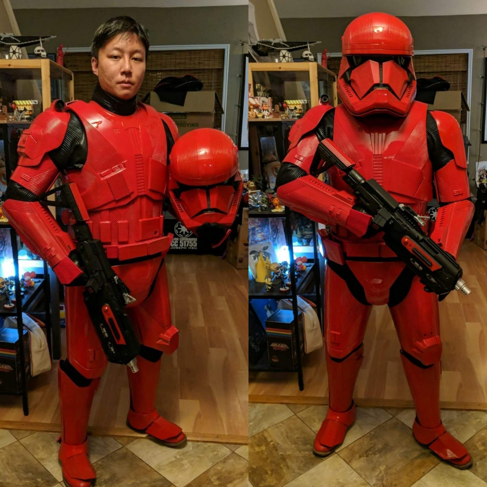 Sith Trooper - Ready for Deployment