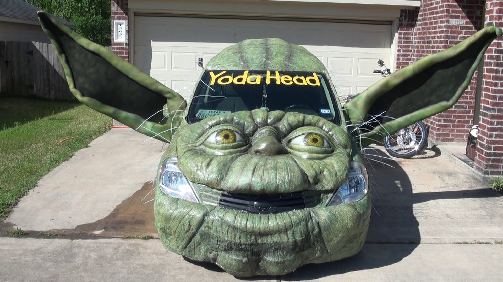 The speeder your are looking for this is not.