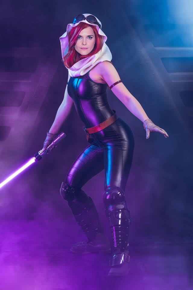 Keri Russell as Mara Jade
