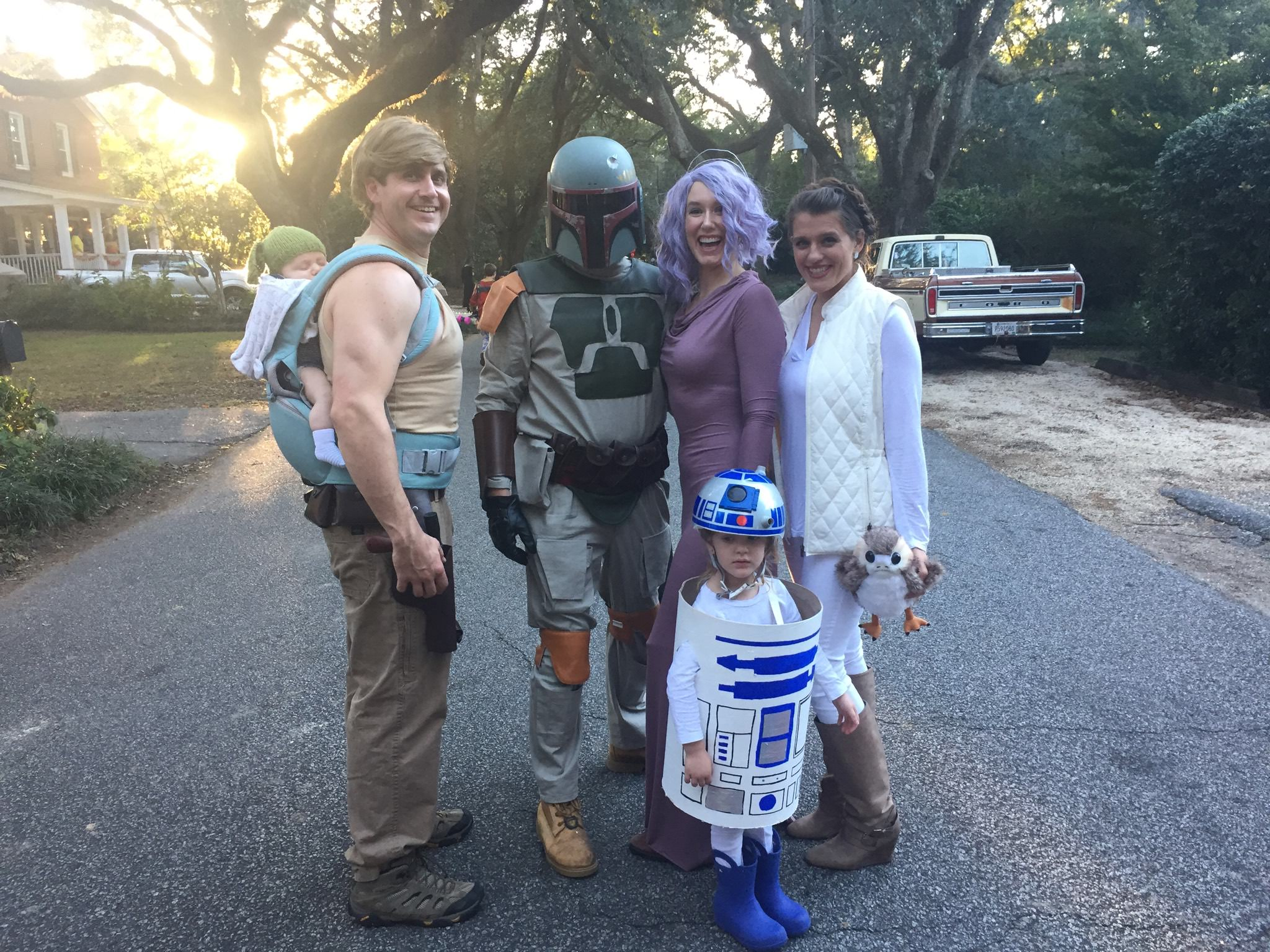 The Star Wars Halloween Special!