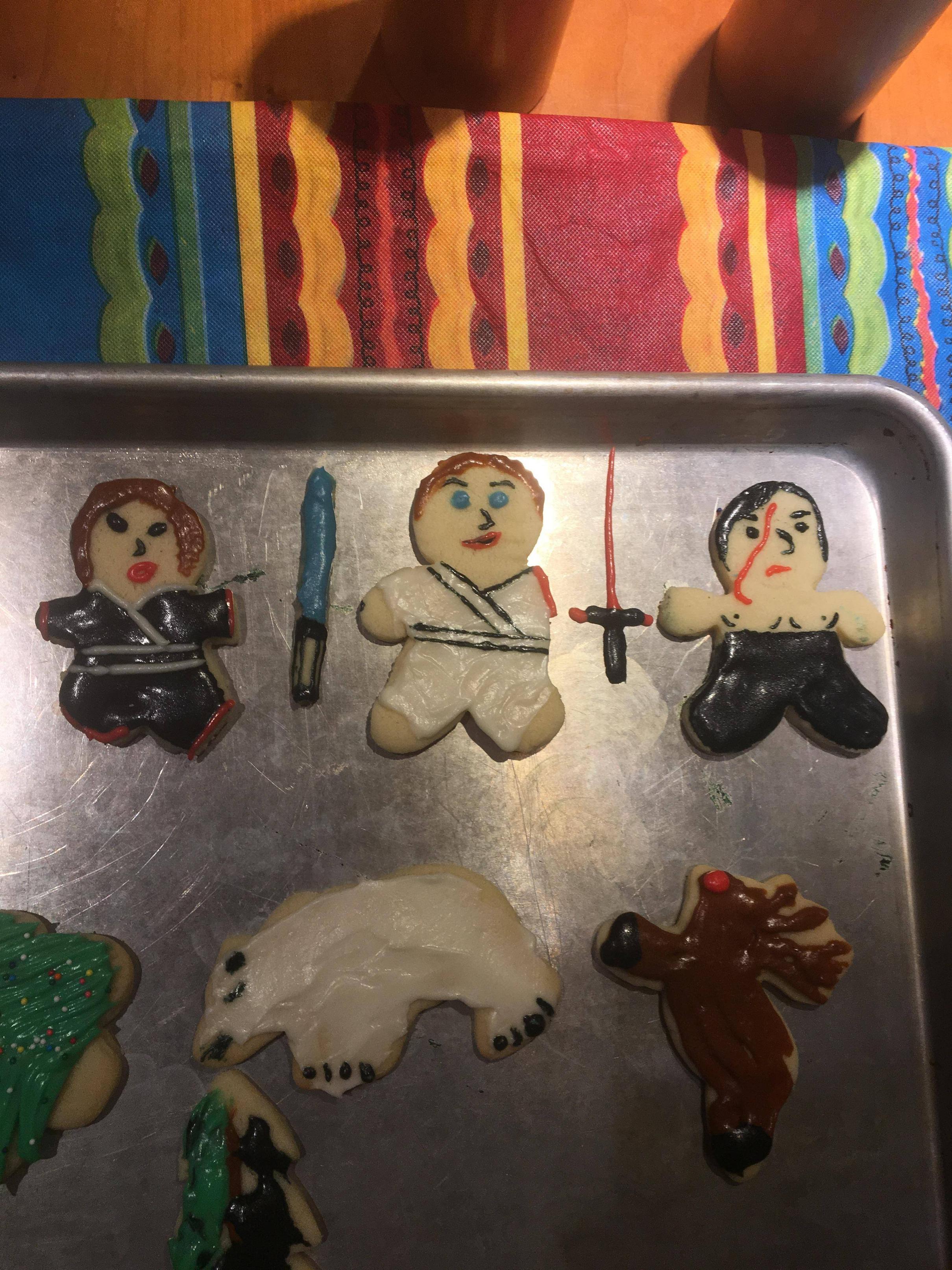 A Skywalker Family Christmas