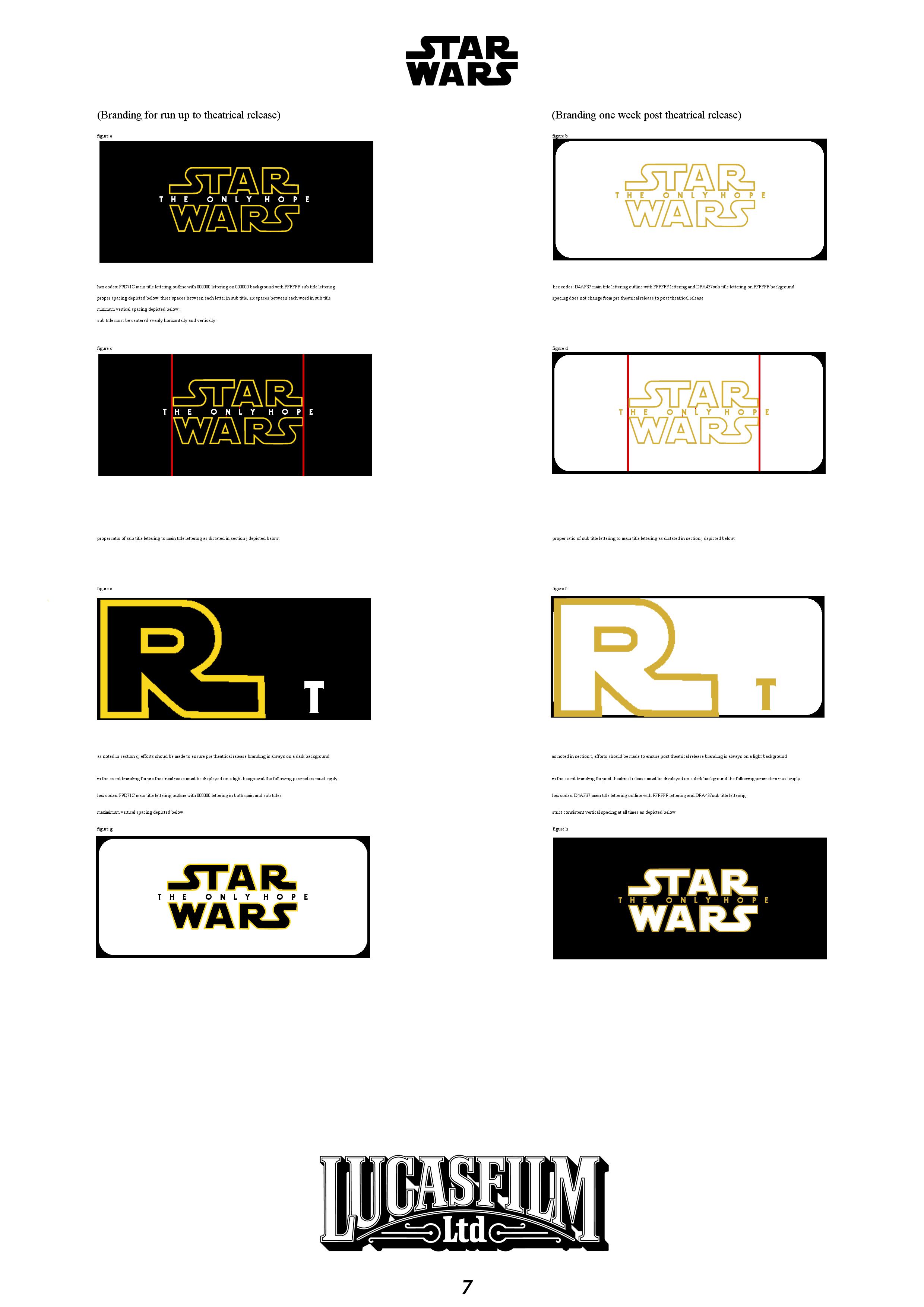 Star Wars Episode IX Title - Alleged Marketing Leak