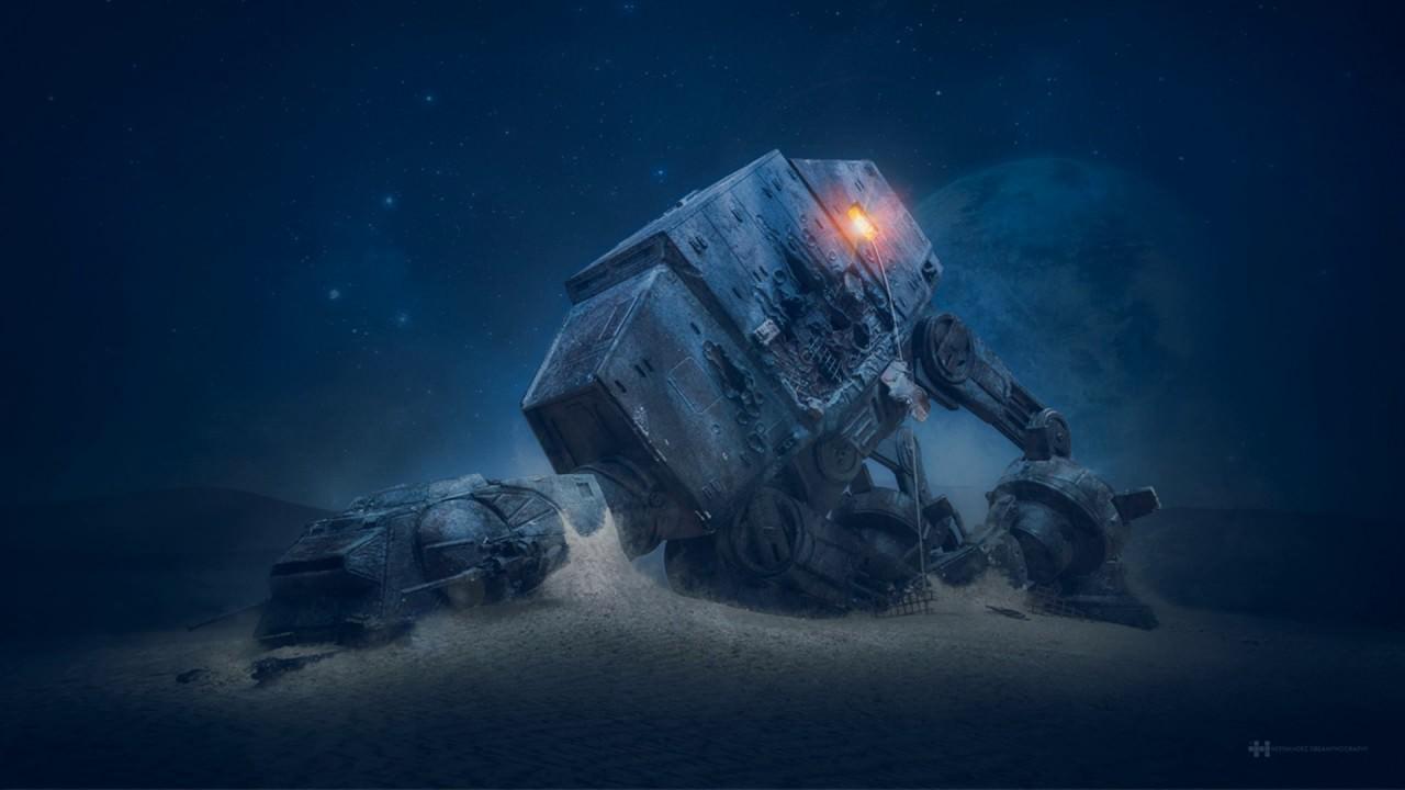 Forgotten Titan.