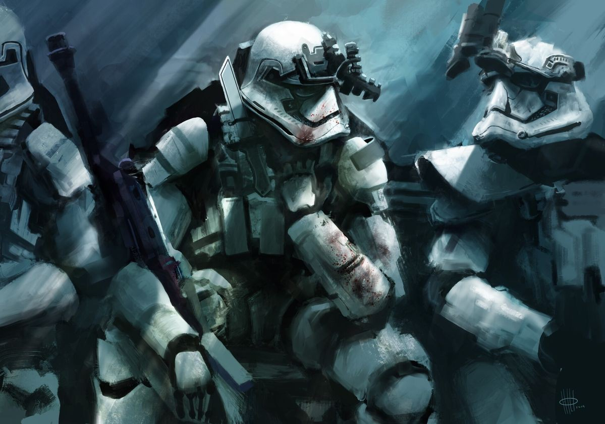 First order special forces