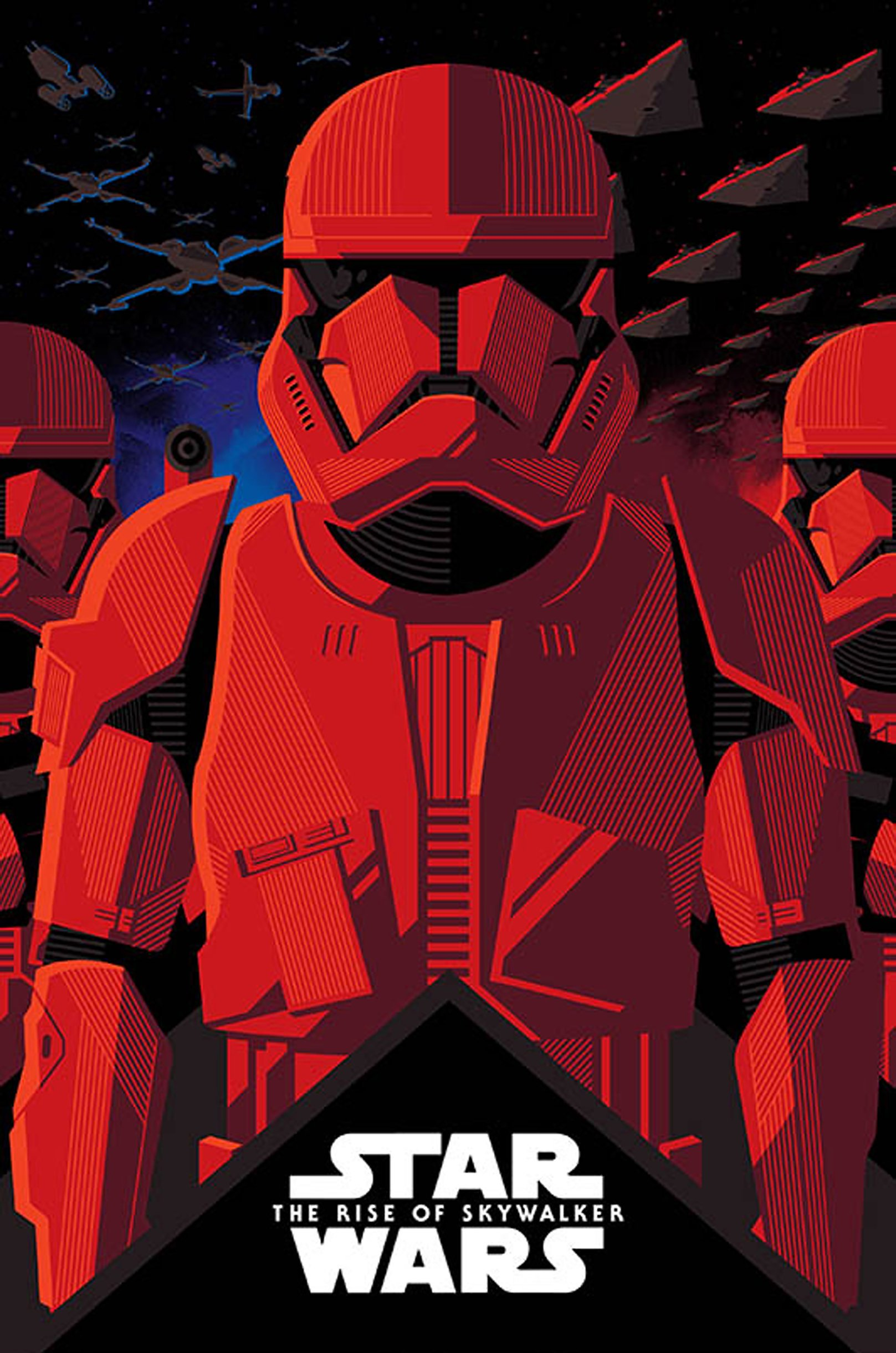 \'Star Wars: The Rise Of Skywalker\' New IMAX Poster