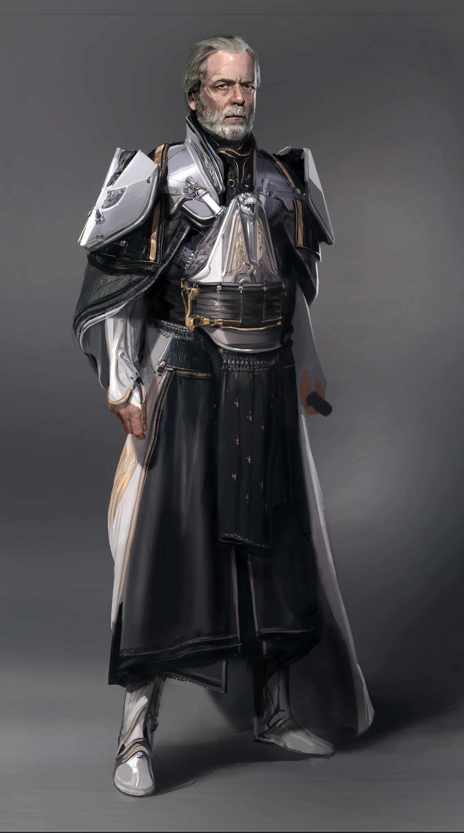Emperor valkorian concept