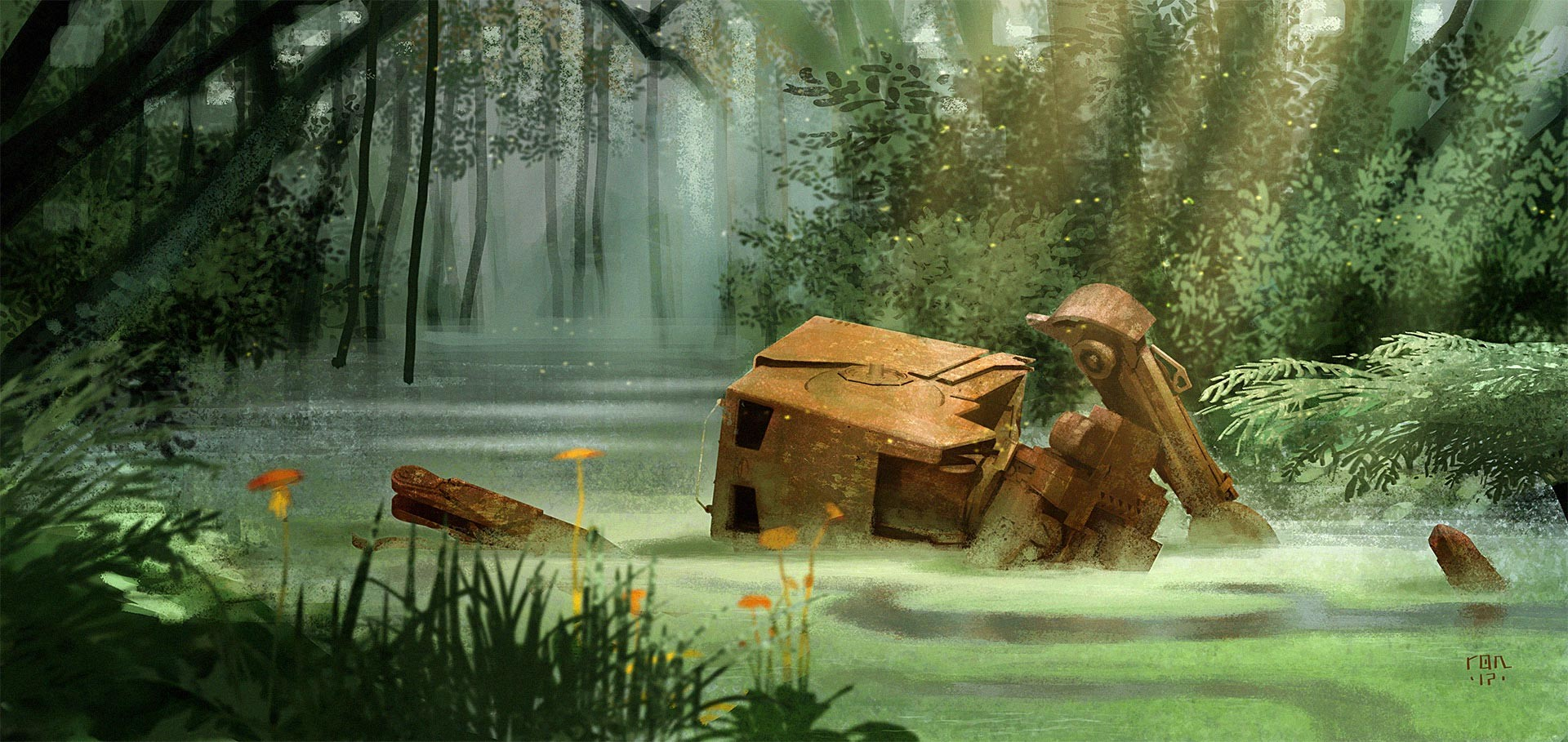 30 years after the battle of Endor.