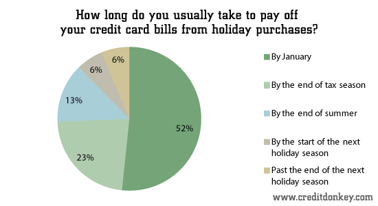 Survey Holiday Shopping Statistics