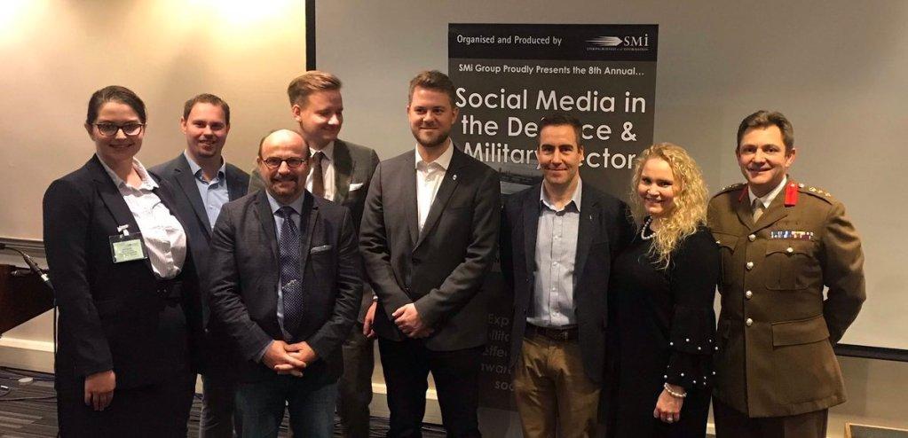 MilSocialMedia 2018 Speakers