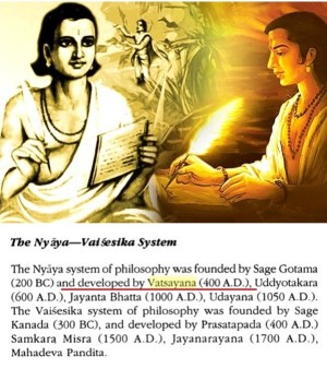 Vatsyayana Muni of Nyay Sutra Bhashya & 'KamaSutra' r the same. There is one and only one Vatsyayna of this who has written Nyay Sutra Bhashya & KamaSutra. Kalidasa&Varahmihra knew him. His Writings were so impactful that 'Kalidasa' included it in his Works & So did 'Varahmihra' in Brihat Samhita