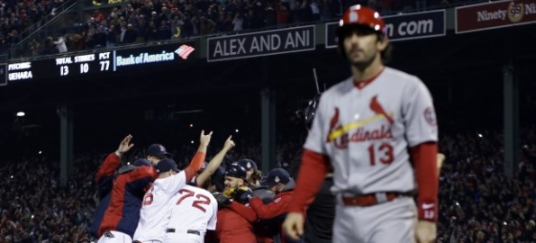 Image result for cardinals lose to red sox 2013