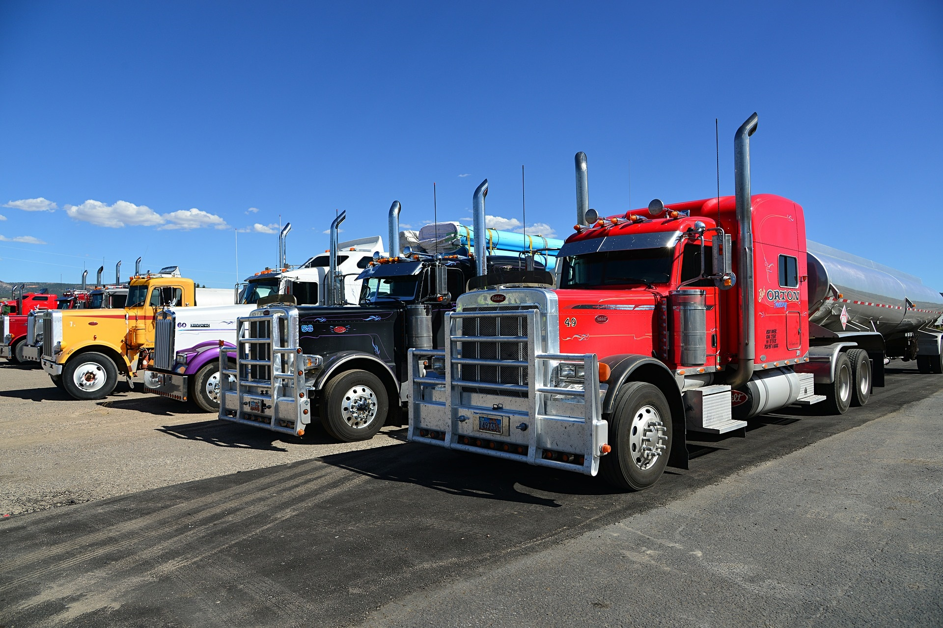 Types Of Semi Truck Insurance For North Carolina Truck Drivers