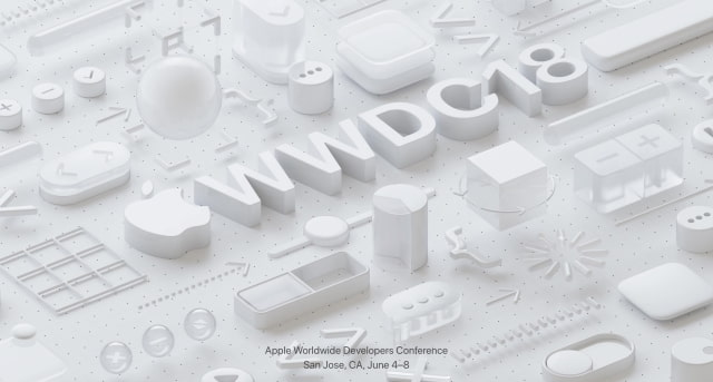Apple Announces WWDC 2018, Registration Now Open