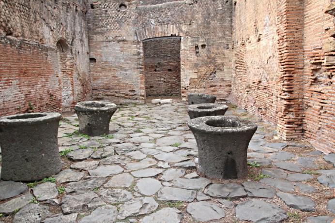 0652 Ostia - Caseggiato dei Molini (I,III,1) - Raum 22 - Ri Westen