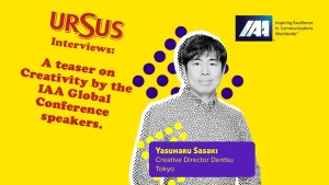 Yasuharu Sasaki, Head of Digital Creative and Executive Creative Director, Dentsu Tokyo