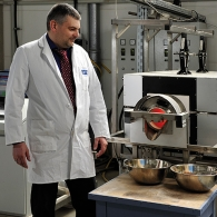 Production and testing of a wide variety of granular materials