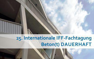 Bild Ankündigung 25. IFF-Fachtagung Weimar