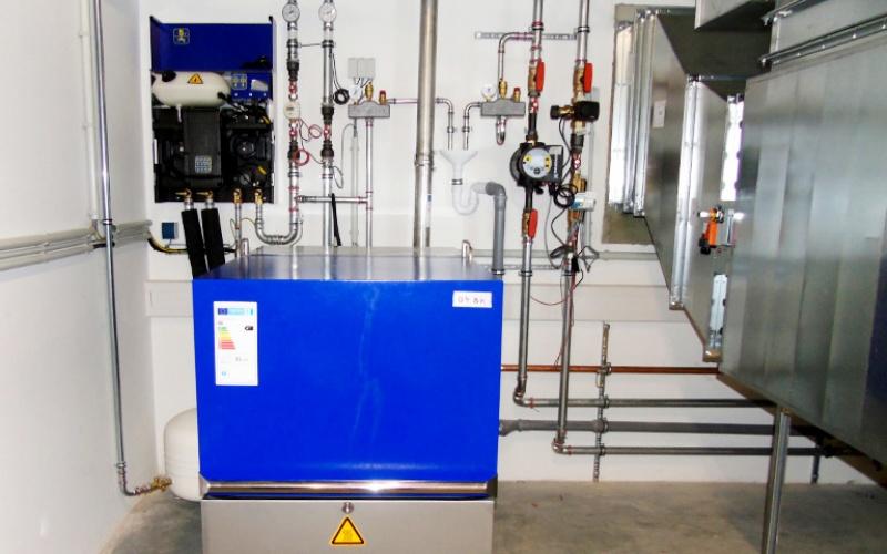 Blockheizkraftwerk (BHKW): bedarfsgerechte Strom- und Wärmeerzeugung