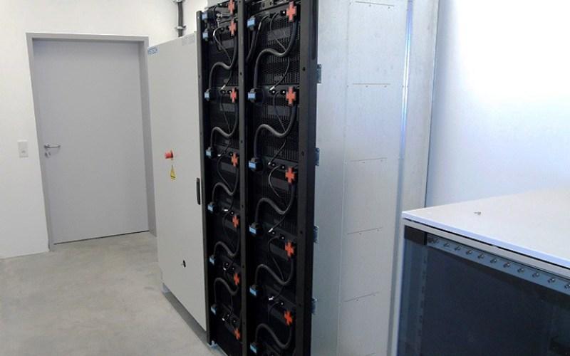 Batteriespeicher zur Erhöhung der Eigenstromversorgung