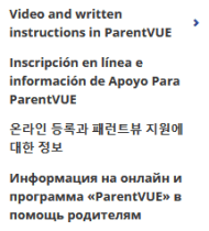 FWPS_ParentVUE_Support