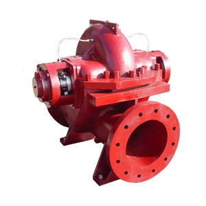 Bomba centrifuga carcasa partida