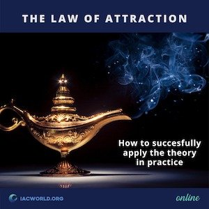 The Law of Attraction Genie Bottle