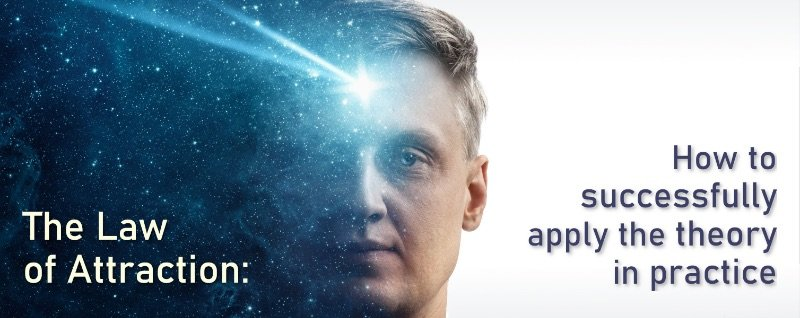 Law of Attraction Banner