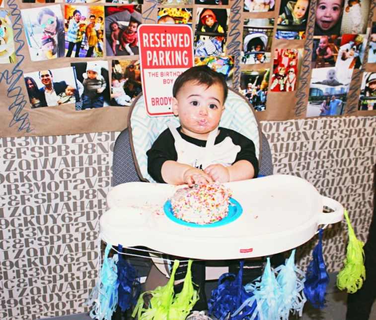 I Adore What I Love Blog // Brodys First Birthday Party THE DETAILS // Reserved Parking // www.iadorewhatilove.com #iadorewhatilove