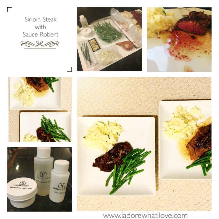 I Adore What I Love Blog // Weekly Wins #3 // Home Chef Steak // www.iadorewhatilove.com #iadorewhatilove