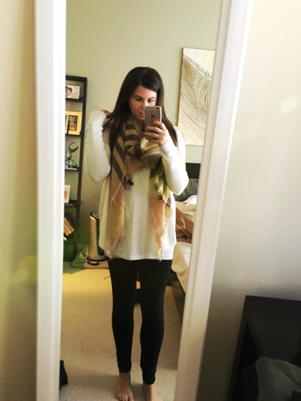 I Adore What I Love Blog // Weekly Wins #1 // Perfect Scarf // www.iadorewhatilove.com // #iadorewhatilove