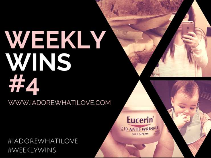 I Adore What I Love Blog // Weekly Wins #4 // Featured Pic // www.iadorewhatilove.com #iadorewhatilove