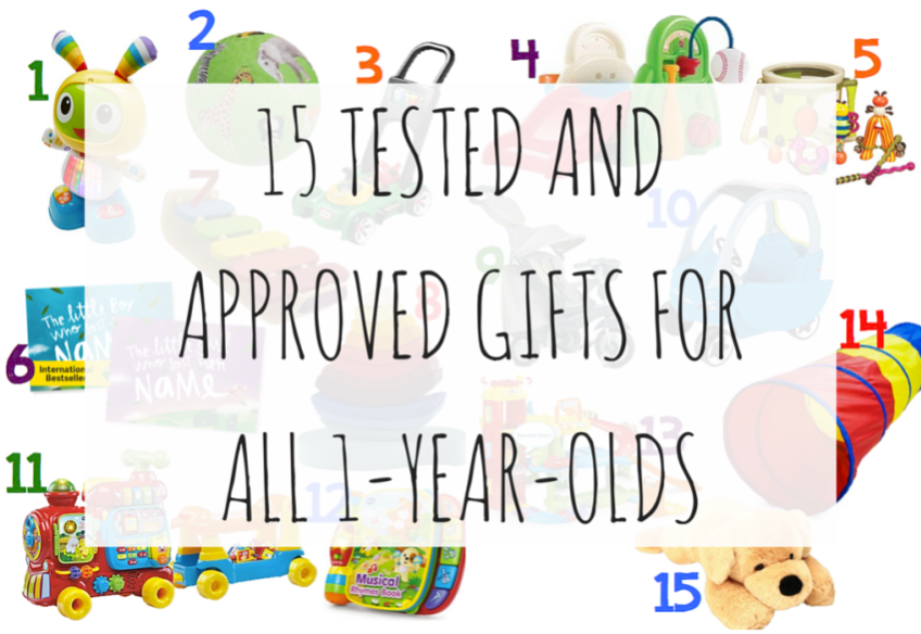 I Adore What I Love Blog // 15 TESTED AND APPROVED GIFTS FOR ALL 1-YEAR-OLDS // featured image // www.iadorewhatilove.com #iadorewhatilove