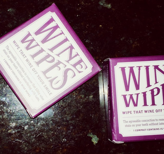 I Adore What I Love Blog // WEEKLY WINS #7 // Wine Wipes // www.iadorewhatilove.com #iadorewhatilove