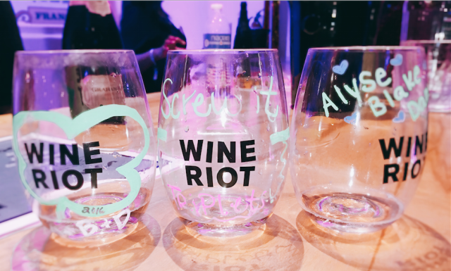I Adore What I Love Blog // WEEKLY WINS #7 // Wine Riot Glasses // www.iadorewhatilove.com #iadorewhatilove
