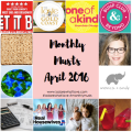 I Adore What I Love Blog // MONTHLY MUSTS APRIL 2016 // featured image // www.iadorewhatilove.com #iadorewhatilove