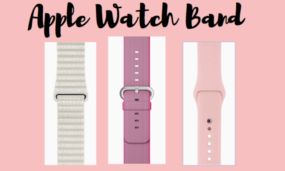 I Adore What I Love Blog // THE ULTIMATE MOTHER'S DAY GIFTS FOR THE COOLEST MOMS // apple watch bands // www.iadorewhatilove.com #iadorewhatilove
