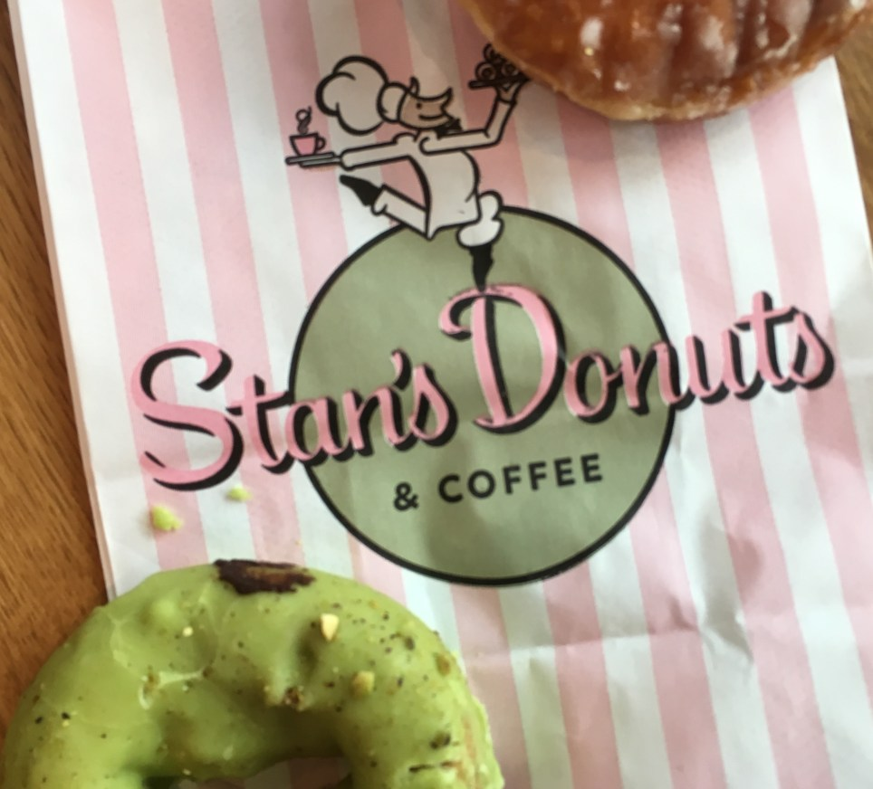 I Adore What I Love Blog // WEEKLY WINS #16 // Stan's Donuts // www.iadorewhatilove.com #iadorewhatilove