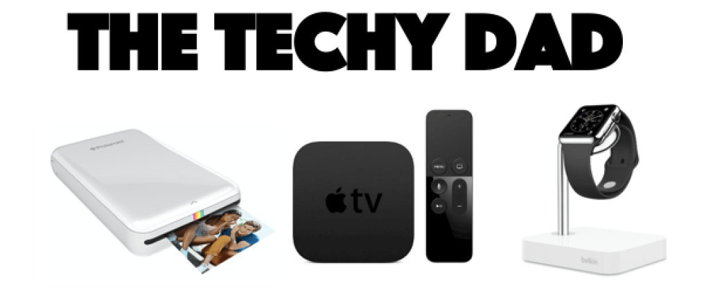 I Adore What I Love Blog // AN EPIC FATHER'S DAY GIFT GUIDE // The Techy Dad // www.iadorewhatilove.com #iadorewhatilove