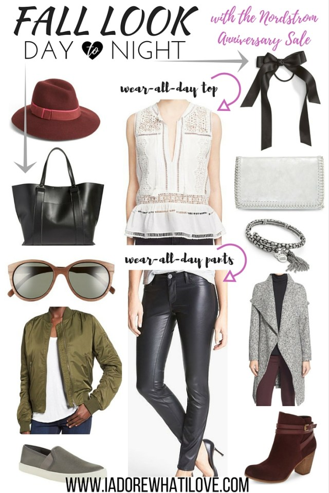 I Adore What I Love Blog // THE PERFECT NORDSTROM ANNIVERSARY SALE FALL LOOK // DAY TO NIGHT // www.iadorewhatilove.com #iadorewhatilove