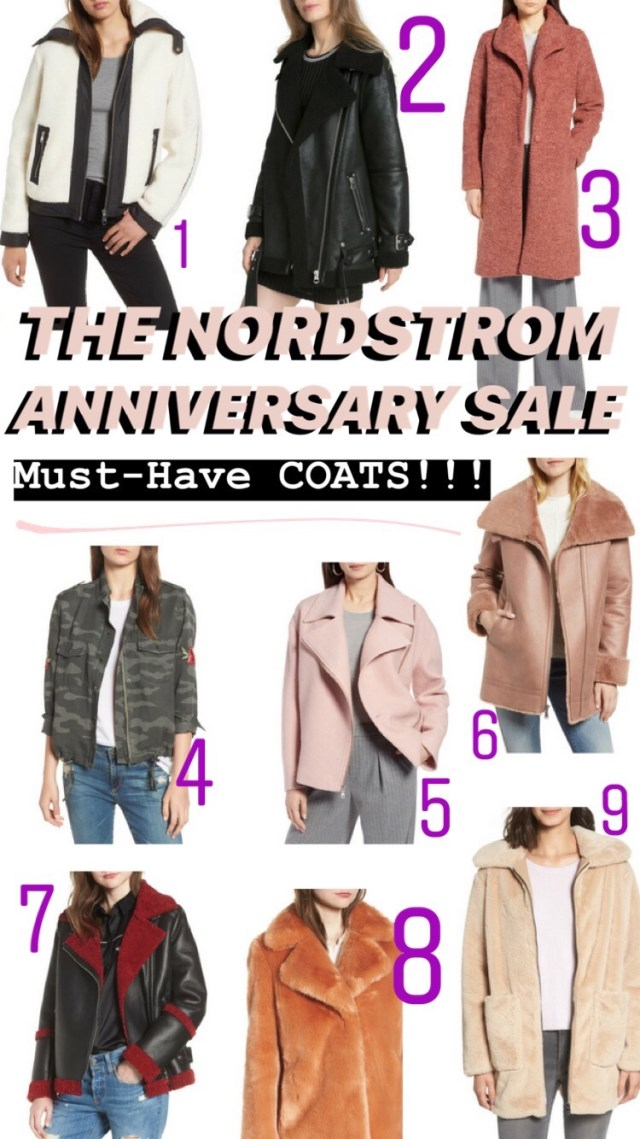 All the Nordstrom Anniversary Sale JACKETS to Snatch Up Now! :: I Adore What I Love Blog :: www.iadorewhatilove.com #iadorewhatilove